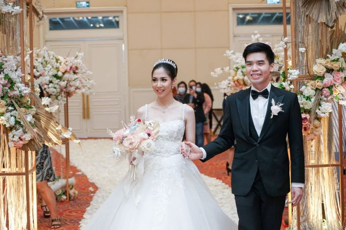Wedding Of Aristyo & Natasha by Ohana Enterprise - 006