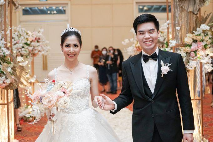 Wedding Of Aristyo & Natasha by Ohana Enterprise - 007