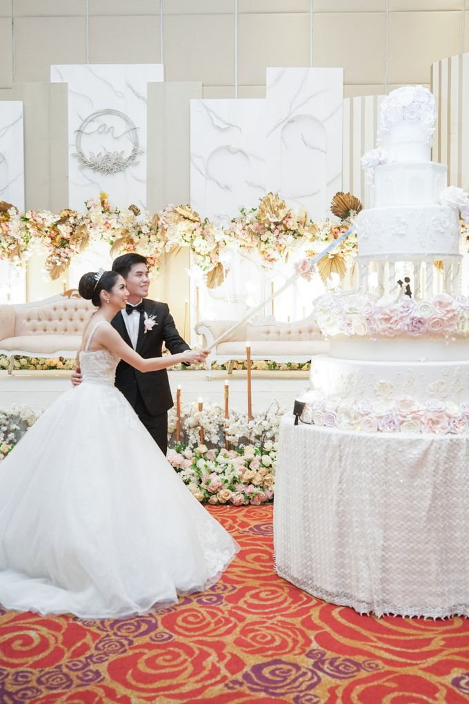 Wedding Of Aristyo & Natasha by Ohana Enterprise - 008