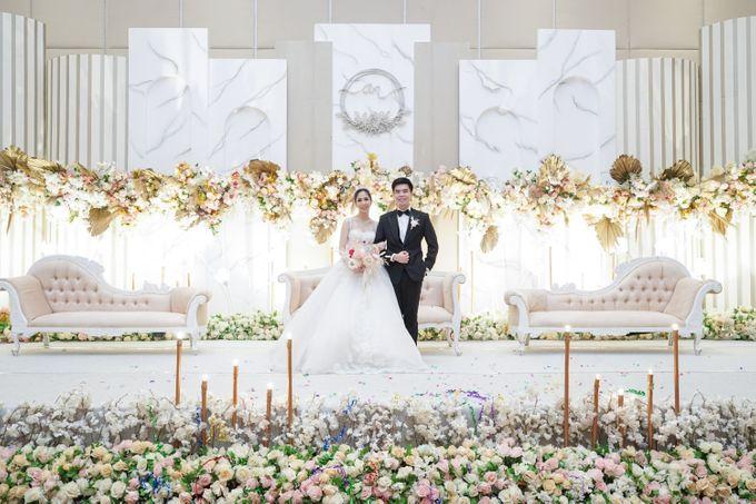 Wedding Of Aristyo & Natasha by Ohana Enterprise - 009