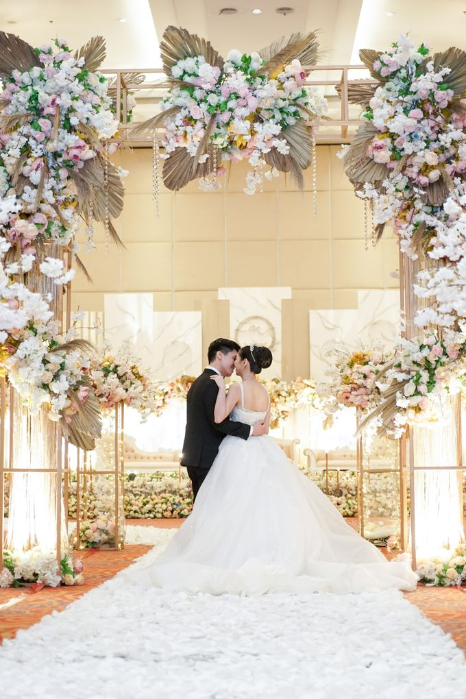 Wedding Of Aristyo & Natasha by Ohana Enterprise - 010