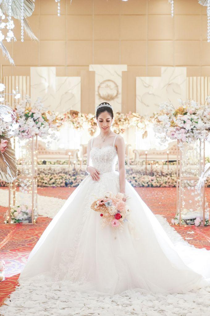 Wedding Of Aristyo & Natasha by Ohana Enterprise - 011