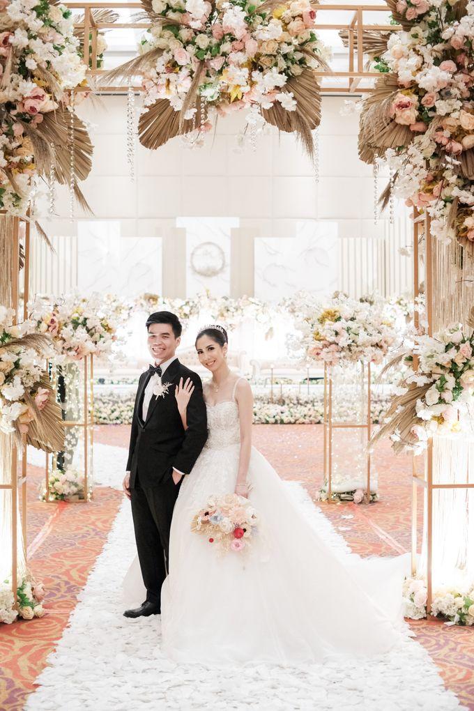 Wedding Of Aristyo & Natasha by Ohana Enterprise - 012