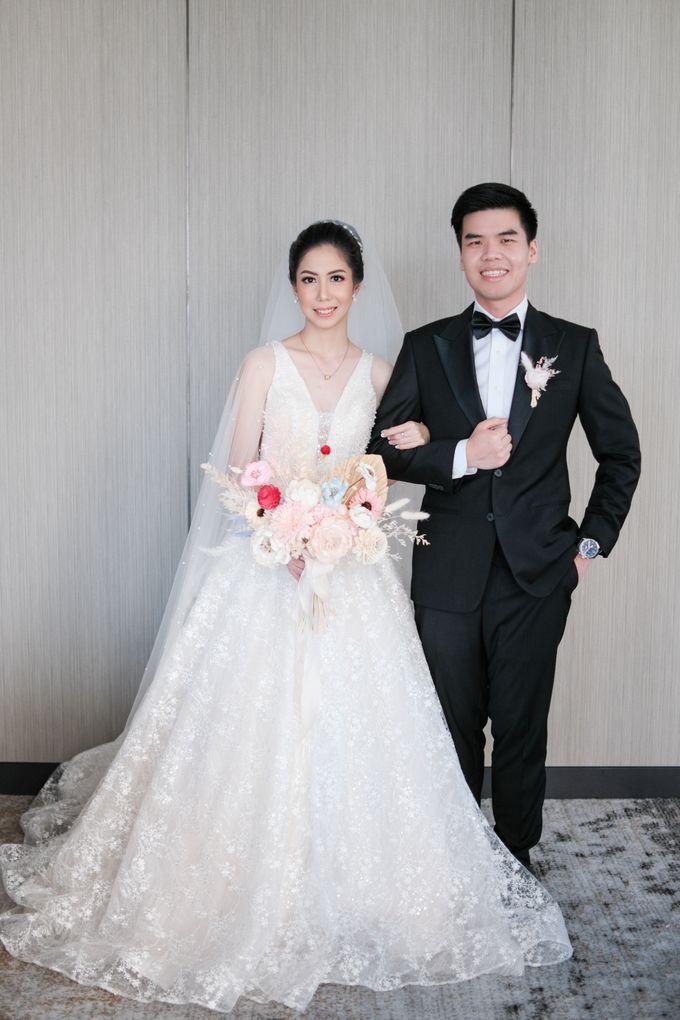 Wedding Of Aristyo & Natasha by Ohana Enterprise - 004