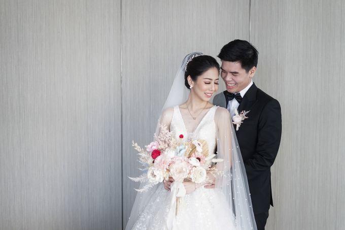 Wedding Of Aristyo & Natasha by Ohana Enterprise - 005