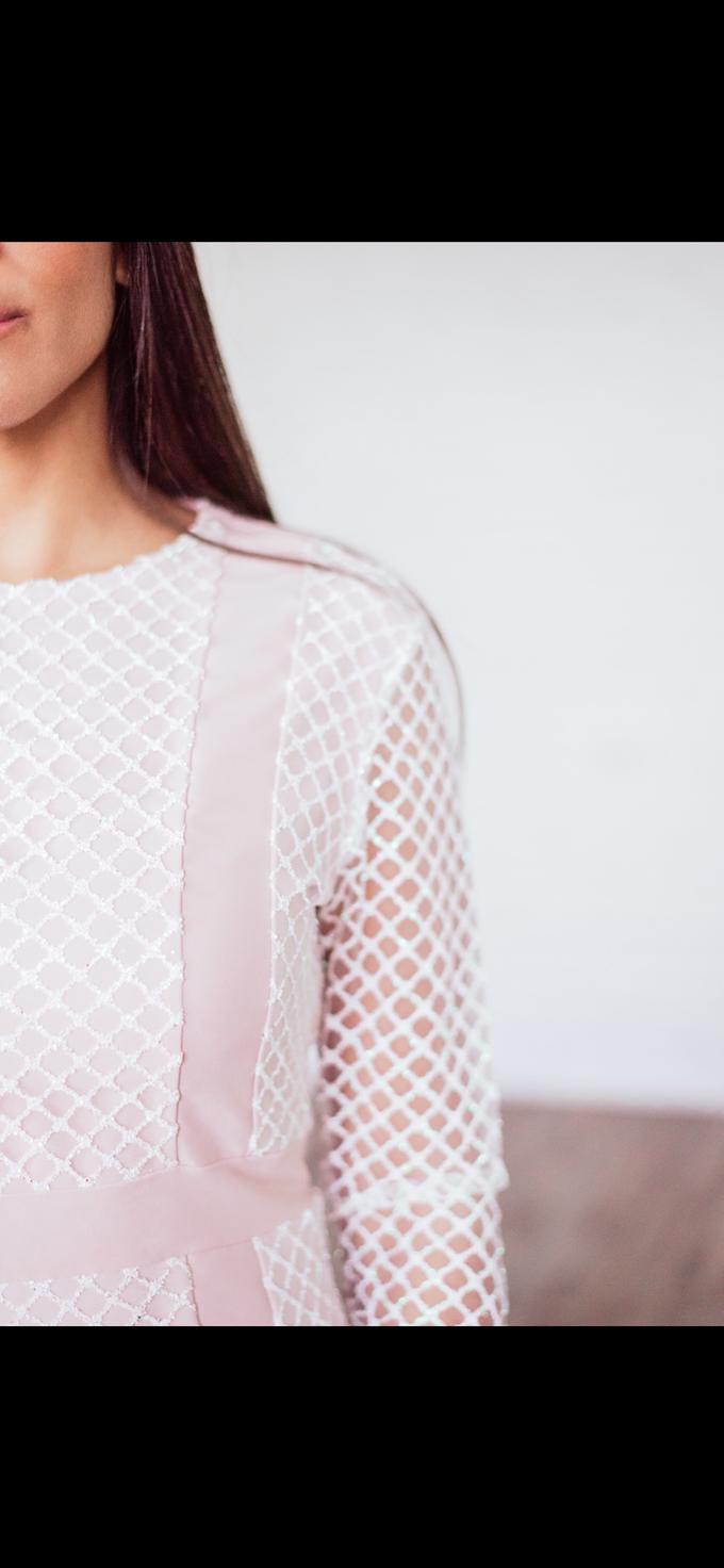 'Carmen' Mini Dress by Ariti Kaziris - 001