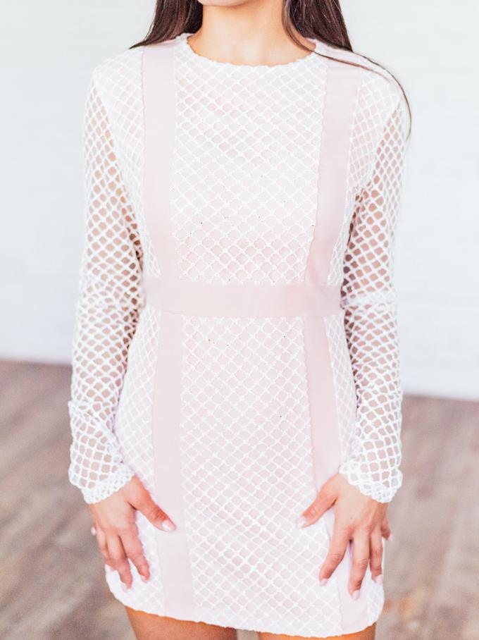 'Carmen' Mini Dress by Ariti Kaziris - 006
