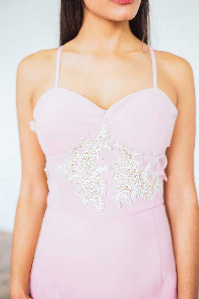 'Anifora' Bustier Dress by Ariti Kaziris - 001