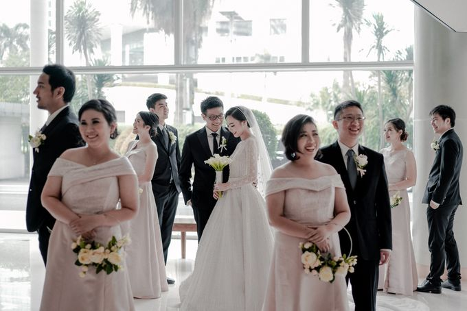 Pullman Thamrin - Kevin & Gisca by WEARBI - 020