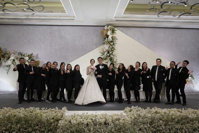 Pullman Thamrin - Kevin & Gisca by Maestro Wedding Organizer - 023