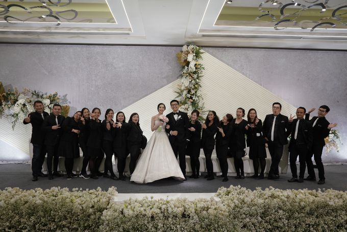 Pullman Thamrin - Kevin & Gisca by WEARBI - 023