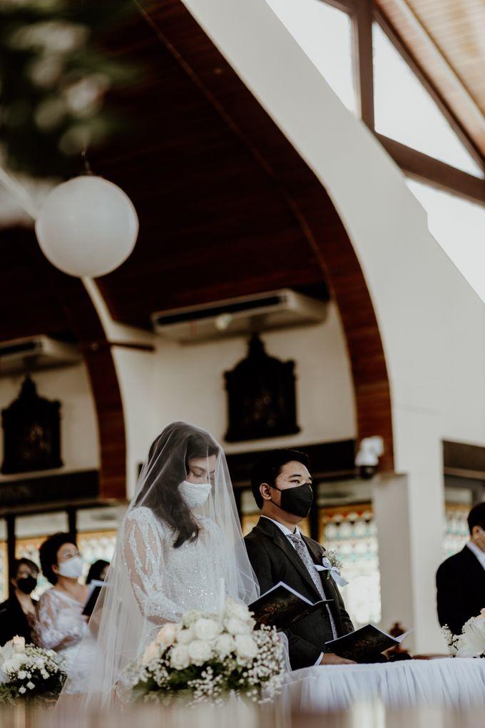 Arnold & Chika Wedding at The Allwynn by AKSA Creative - 022