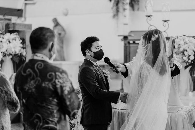 Arnold & Chika Wedding at The Allwynn by AKSA Creative - 020
