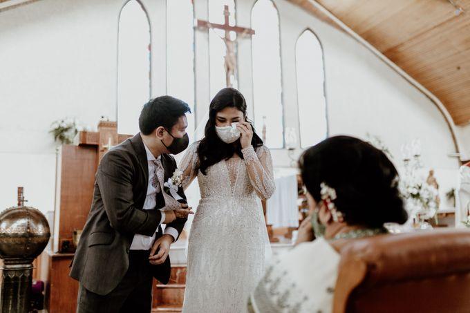 Arnold & Chika Wedding at The Allwynn by AKSA Creative - 017