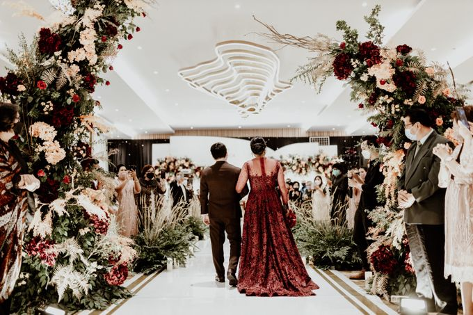 Arnold & Chika Wedding at The Allwynn by AKSA Creative - 013