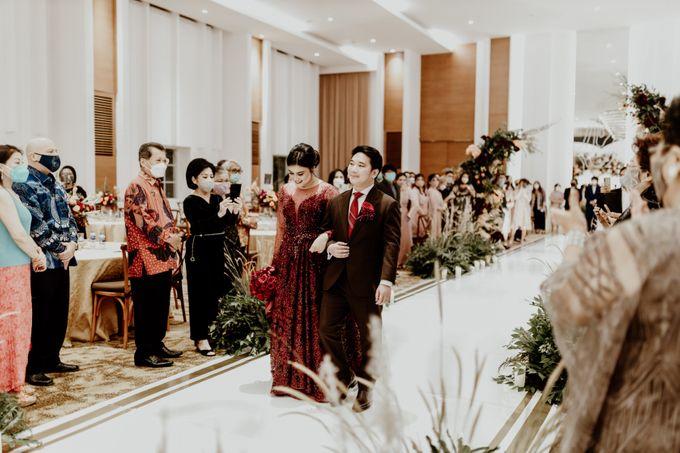 Arnold & Chika Wedding at The Allwynn by AKSA Creative - 009