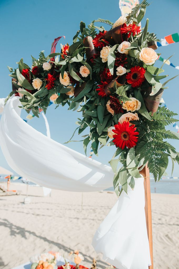 James & Moonmoon Wedding by Sudamala Resorts - 019