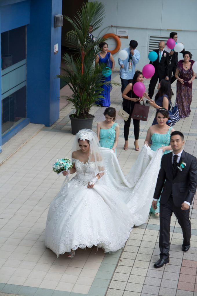 Wedding Robert & Vega by Red Hat Organizer - 038