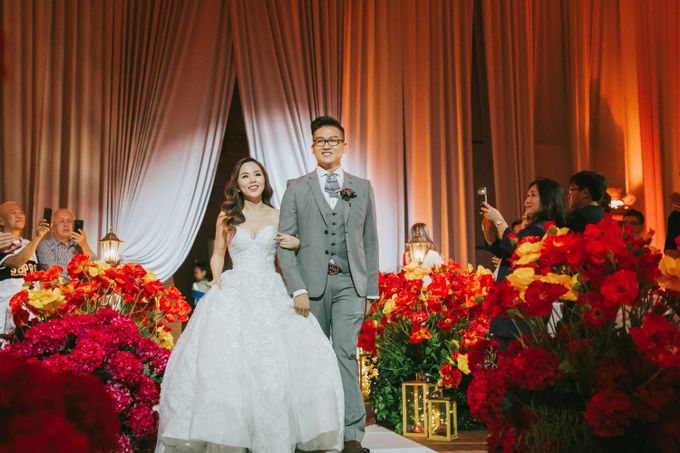 Luxury Wedding Dinner by ARTURE PHOTOGRAPHY - 001