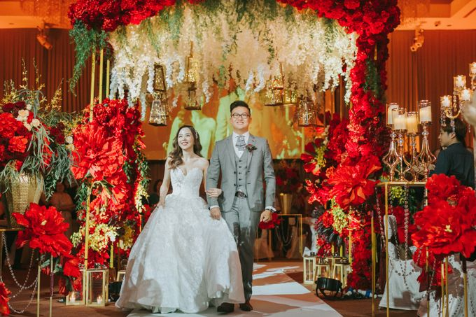Luxury Wedding Dinner by ARTURE PHOTOGRAPHY - 002