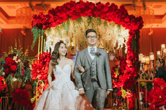 Luxury Wedding Dinner by ARTURE PHOTOGRAPHY - 003