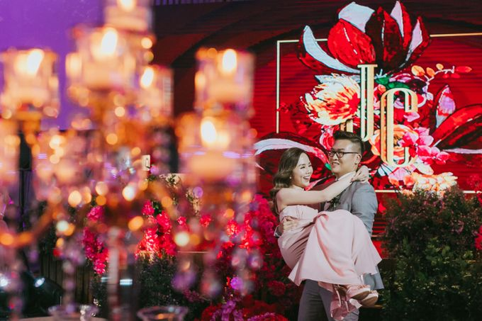 Luxury Wedding Dinner by ARTURE PHOTOGRAPHY - 005