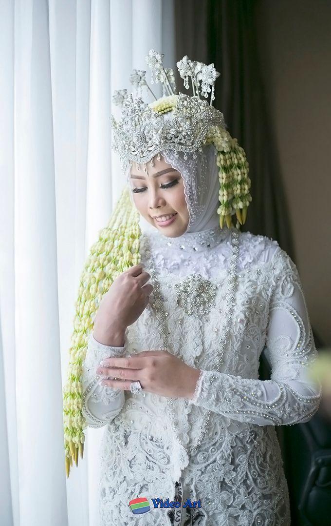 Wedding Nadia & Rakean by Video Art - 005