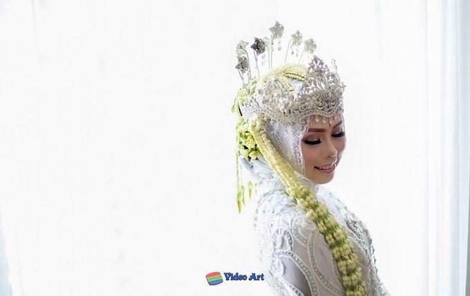 Wedding Nadia & Rakean by Video Art - 007