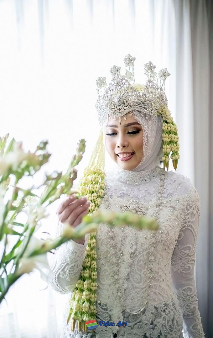 Wedding Nadia & Rakean by Video Art - 008