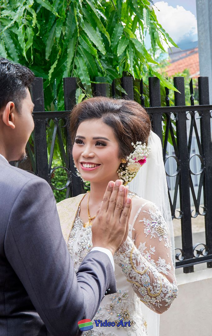 Wedding story of Ade & Martin by Video Art - 021