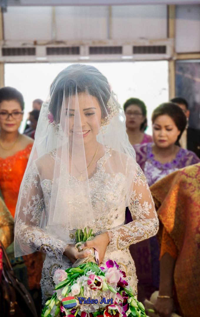Wedding story of Ade & Martin by Video Art - 022