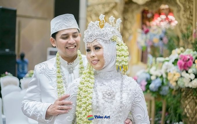 Wedding Nadia & Rakean by Video Art - 016