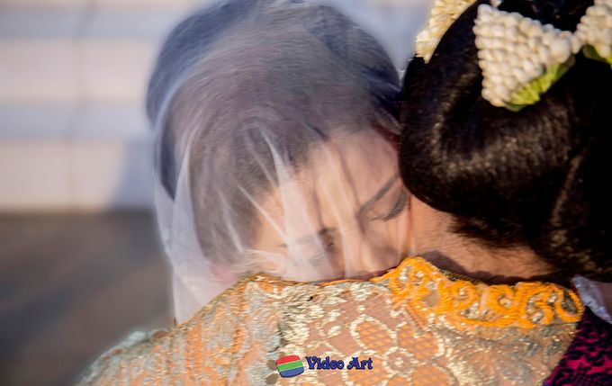 Wedding story of Ade & Martin by Video Art - 023