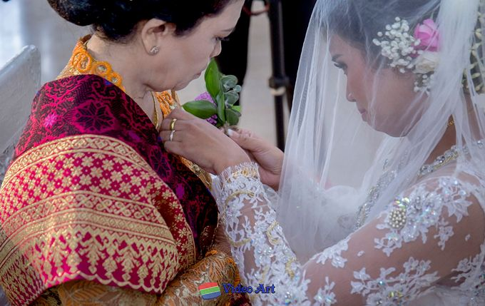 Wedding story of Ade & Martin by Video Art - 025
