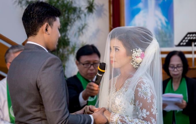 Wedding story of Ade & Martin by Video Art - 028