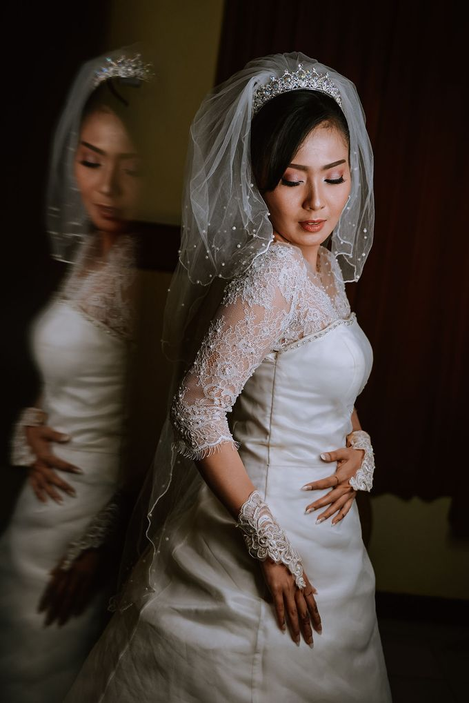 wedding Ika & Bowo by afans art photography - 002