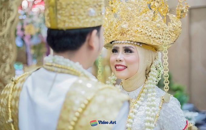 Wedding Nadia & Rakean by Video Art - 021