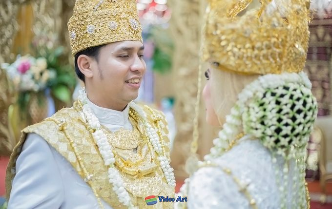 Wedding Nadia & Rakean by Video Art - 022