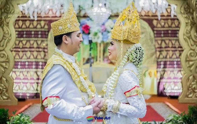 Wedding Nadia & Rakean by Video Art - 023