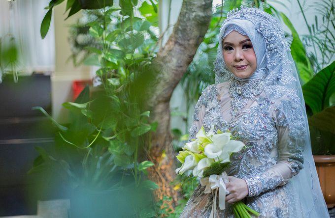 Wedding Aisa & Pras by Video Art - 021