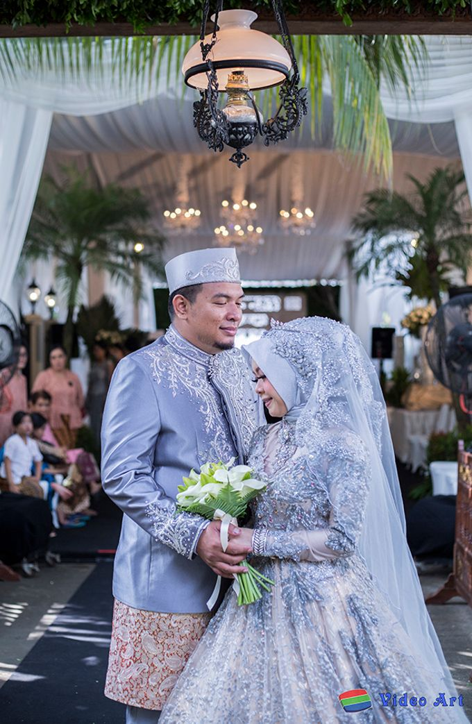 Wedding Aisa & Pras by Video Art - 030