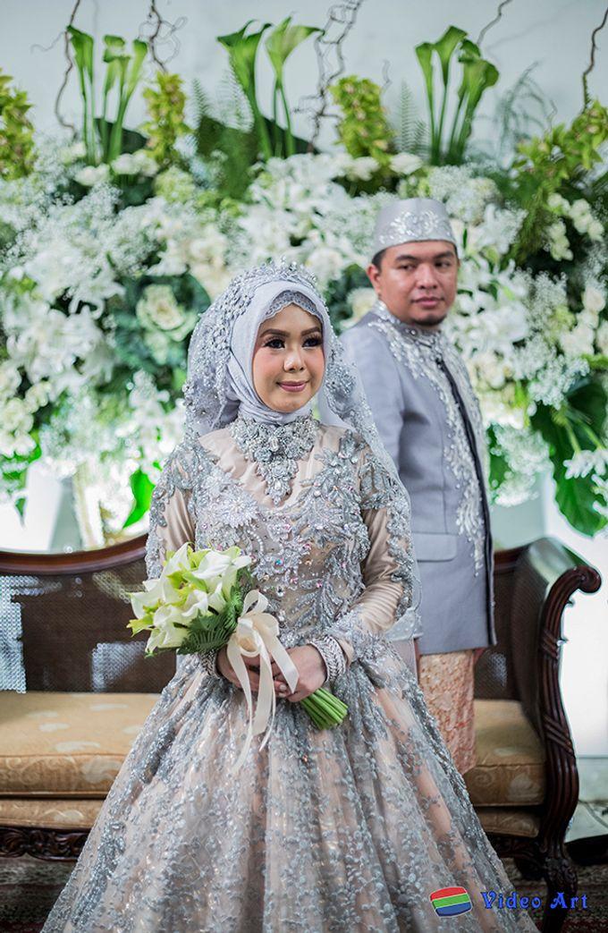 Wedding Aisa & Pras by Video Art - 036