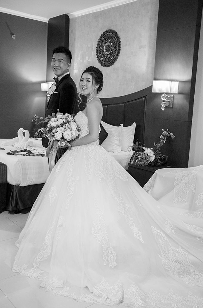 Wedding story of Samuel & Nathania by Video Art - 006