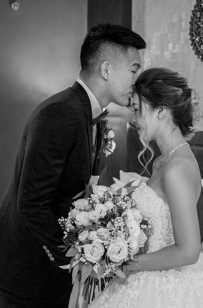 Wedding story of Samuel & Nathania by Video Art - 007