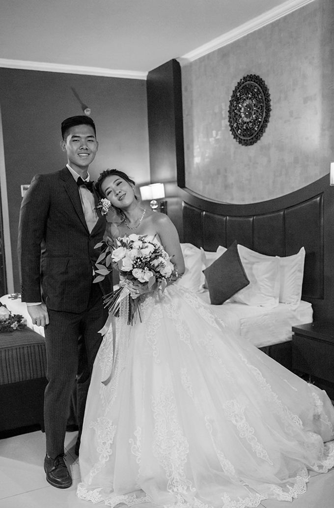 Wedding story of Samuel & Nathania by Video Art - 009