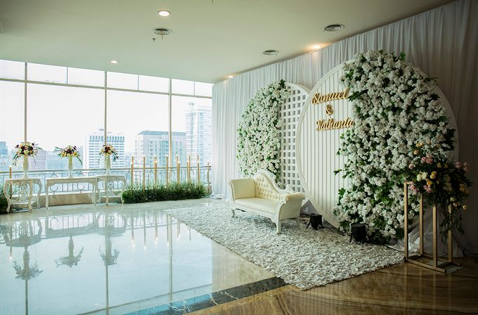 Wedding story of Samuel & Nathania by Video Art - 012