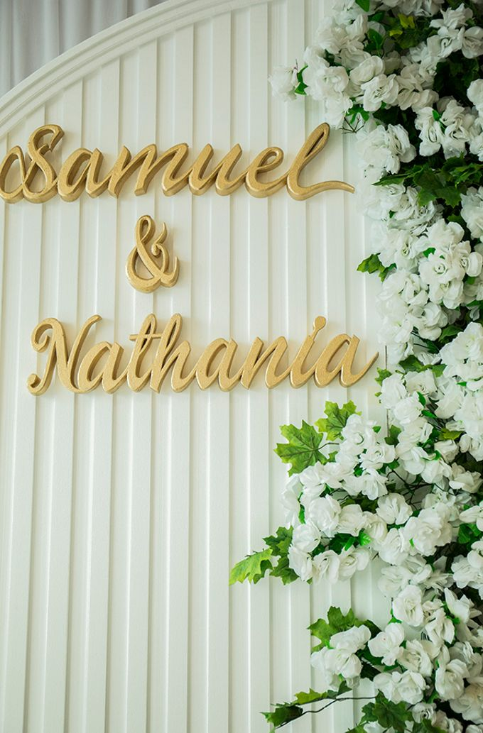 Wedding story of Samuel & Nathania by Video Art - 013