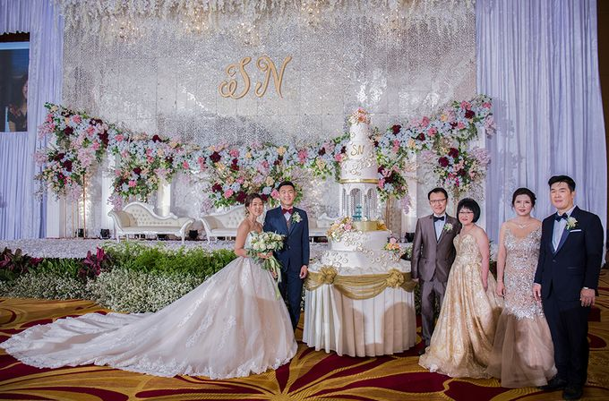 Wedding story of Samuel & Nathania by Video Art - 015
