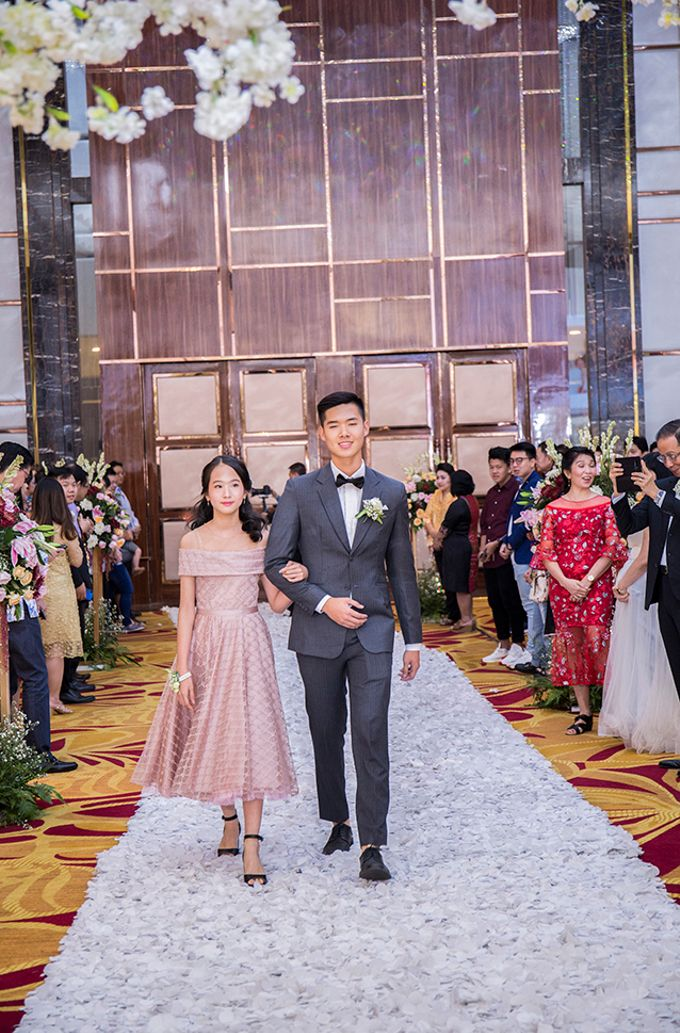 Wedding story of Samuel & Nathania by Video Art - 019