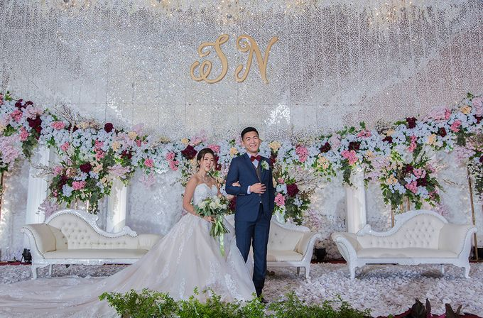Wedding story of Samuel & Nathania by Video Art - 020